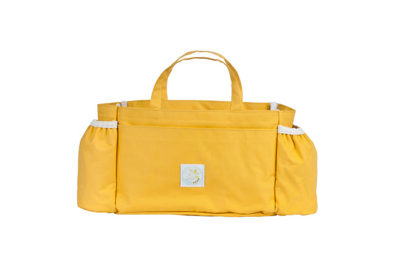 Yellow Leaf Carry Me Baby Organizer