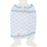 EMBE CLASSIC 2-Way Swaddle (Blue Elephants)