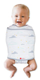 EMBE CLASSIC 2-Way Swaddle (Clouds)