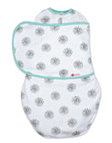 EMBE LUXE 2-Way Swaddle (Mint)