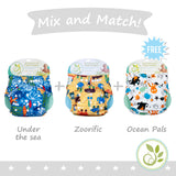 Mix and Match Set 3
