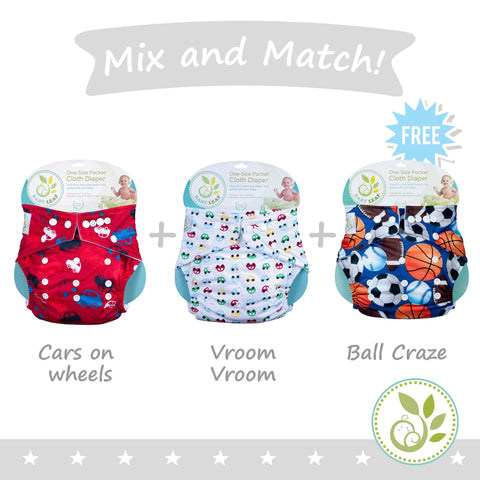 Mix and Match Set 2