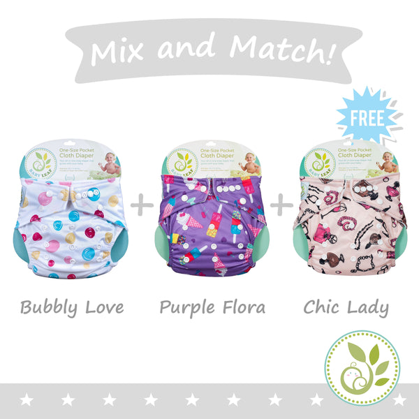 Mix and Match Set 1