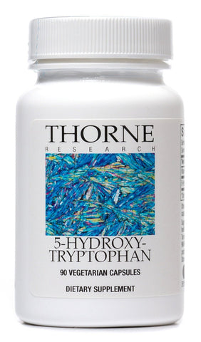 5-Hydroxytryptophan - 90 Vegetarian Capsules