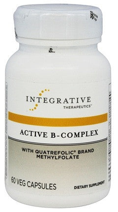 Active B-Complex - 60 Vegetable Capsules