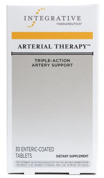 Arterial Therapy - 30 Enteric-Coated Tablets