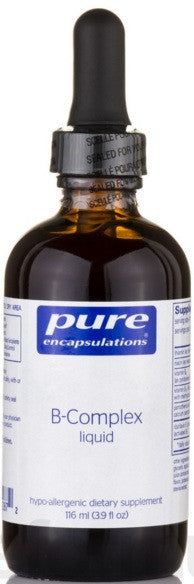 B-Complex Liquid - 3.9 fl. oz (116 ml)