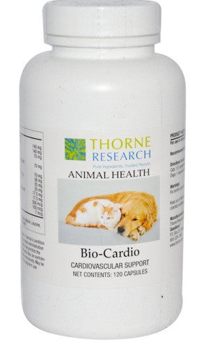 Bio-Cardio (for Dog and Cats) - 120 Capsules