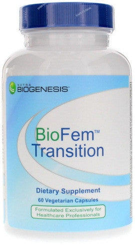 BioFem™ Transition - 60 Vegetarian Capsules