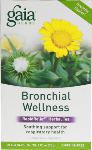 Bronchial Wellness Tea - 20 Bags