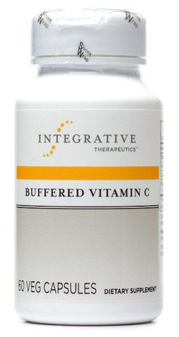 Buffered Vitamin C - 60 Vegetarian Capsules