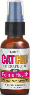 CAT CBD™ 180 mg - 1 fl. oz (30 ml)