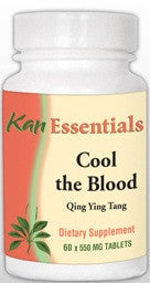Cool the Blood 550 mg - 60 Tablets