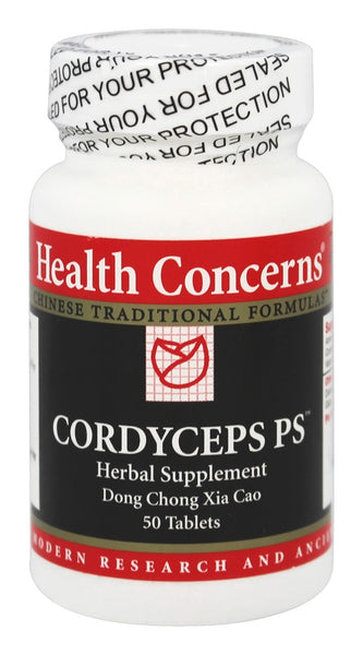 Cordyceps PS - 50 Tablets