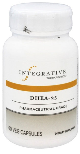 DHEA-25 - 60 Vegetable Capsules