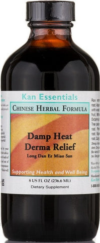 Damp-Heat Derma Relief - 8 fl. oz (236.6 ml)