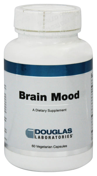 Douglas Labs - Brain Mood - 60 Vegetarian Capsules