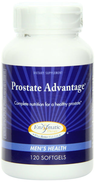 Enzymatic Therapy - Prostate Advantage - 120 Softgels