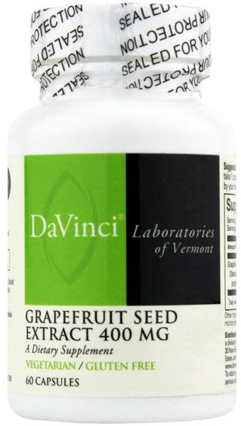Grapefruit Seed Extract - 60 Capsules