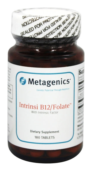 Intrinsi B12/Folate - 180 Tablets