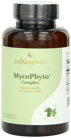 MycoPhyto Complex - 60 Vegetable Capsules