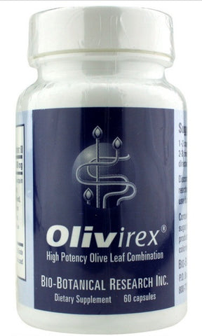 Olivirex® Olive Leaf Combination - 60 Capsules