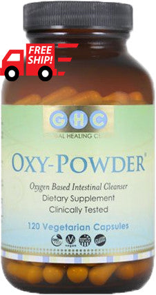 Oxy-Powder Intestinal Cleanser
