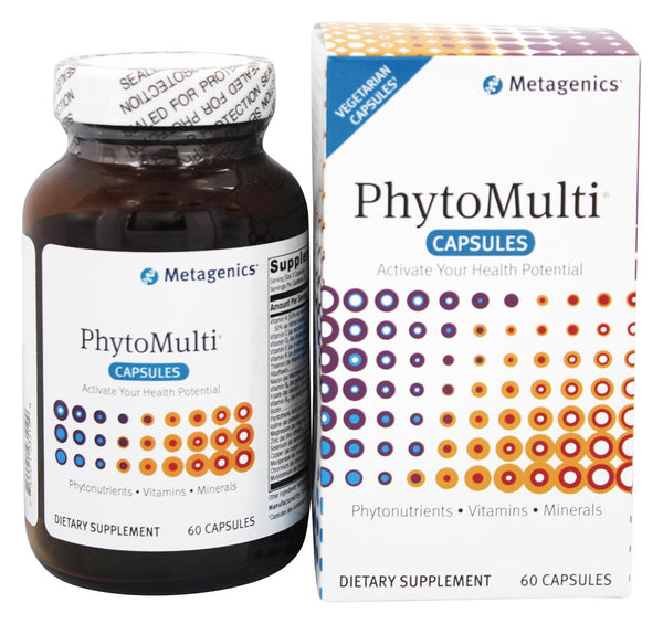 PhytoMulti® - 60 Capsules