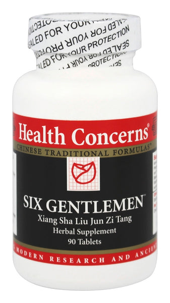 Six Gentlemen - 90 Tablets
