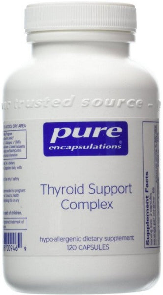 Thyroid Support Complex - 120 Capsules