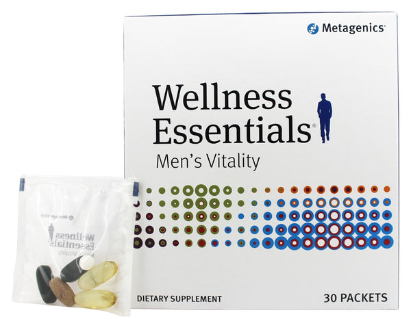 Wellness Essentials® Men's Vitality - Box of 30 Packets