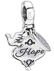 Her Gift Of Hope Charm