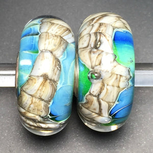 Jungle Snakeskin Elfbeads