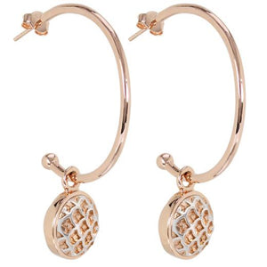 Kameleon California Dreamin' - Rose Gold Earrings, KE039
