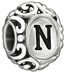 Initially Speaking - Letter N