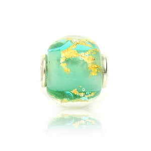 TURQUOISE WORLD EARTHBEAD PETITE at Blooming Boutique Elfbeads