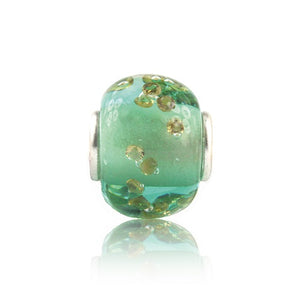TURQUOISE GRASS MONROE PETITE at Blooming Boutique Elfbeads