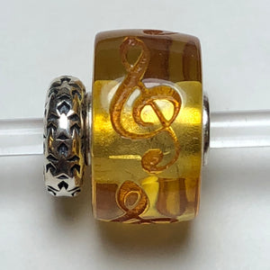 Palace of Amber - Carved Music Notes
