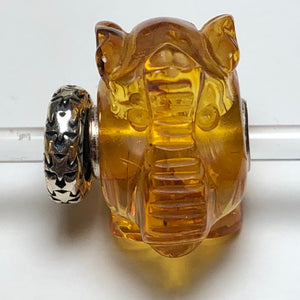 Palace of Amber - Carved Elephant