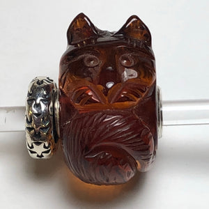 Palace of Amber - Carved Kitten