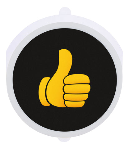 CarMoji Thumbs Up Overlay
