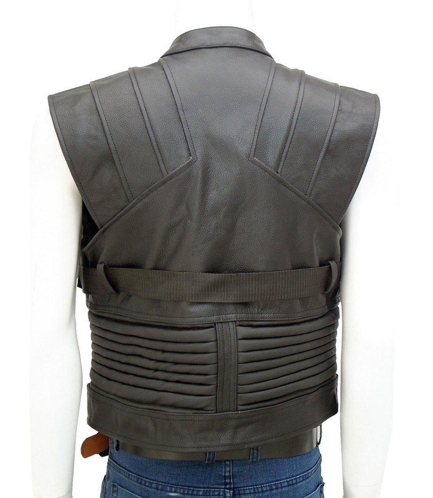 Avengers Hawkeye Leather Vest