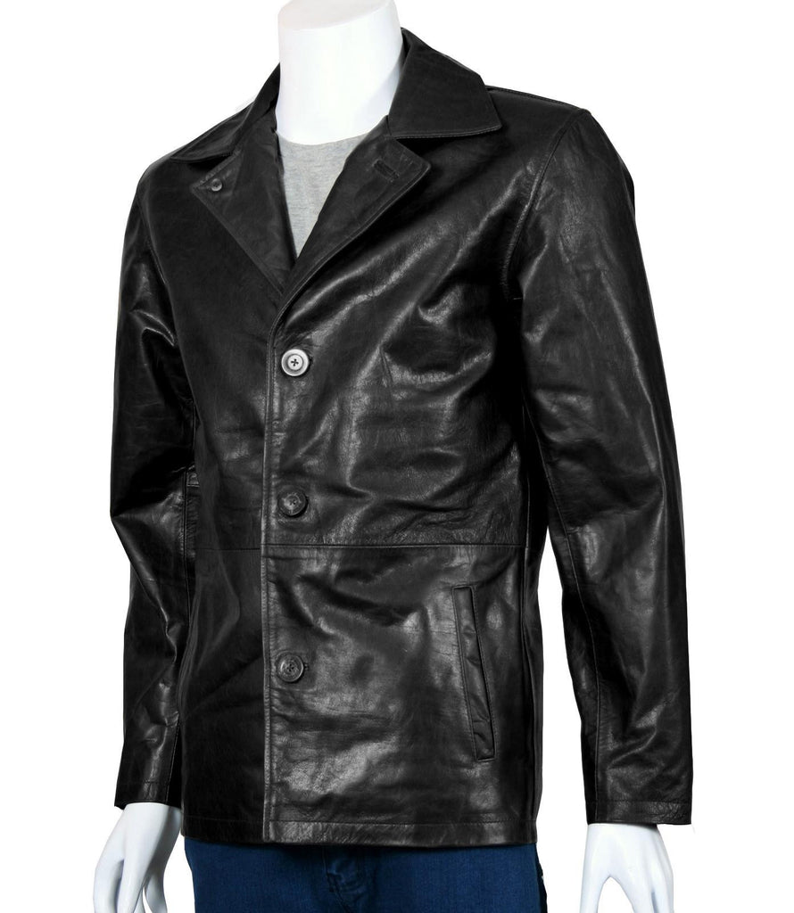 Men Leather Coats | Car Coats | Leather Jacket Showroom