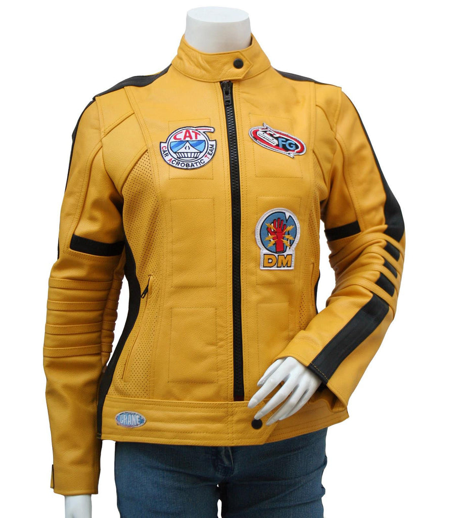 Yellow Kill Bill Jacket