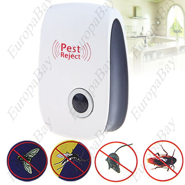Electronic Ultrasonic Pest Insect Repeller, Pest Repeller, EuropaBay Limited