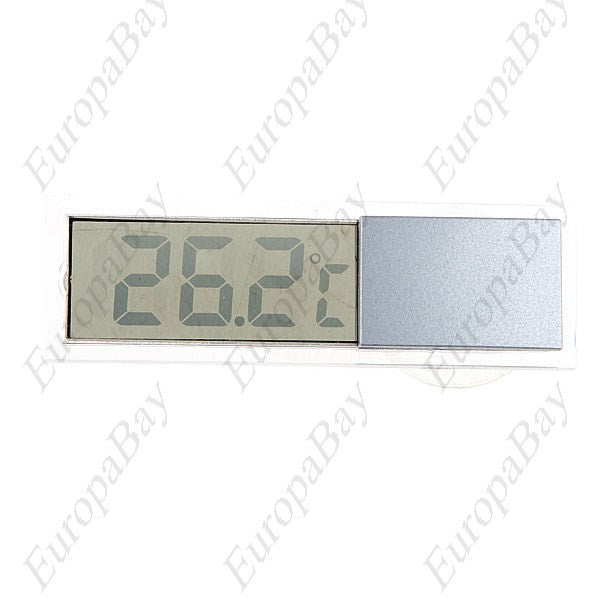 LCD Display Digital Thermometer with Suction Cup for Auto, Car Digital Thermometer`, EuropaBay Limited