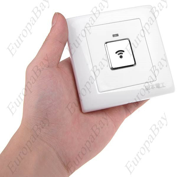 Voice and Light Sensor Switch, Sensor Switch, EuropaBay Limited