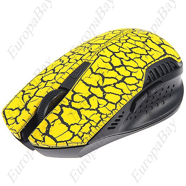 2.4GHz Wireless Gaming Mouse 2000DPI Optical Mouse, Wireless Mouse, EuropaBay Limited