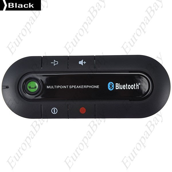 Portable Bluetooth Handsfree Sunvisor, Speaker, Speakerphone, Car Kit, Bluetooth Speakerphone, EuropaBay Limited