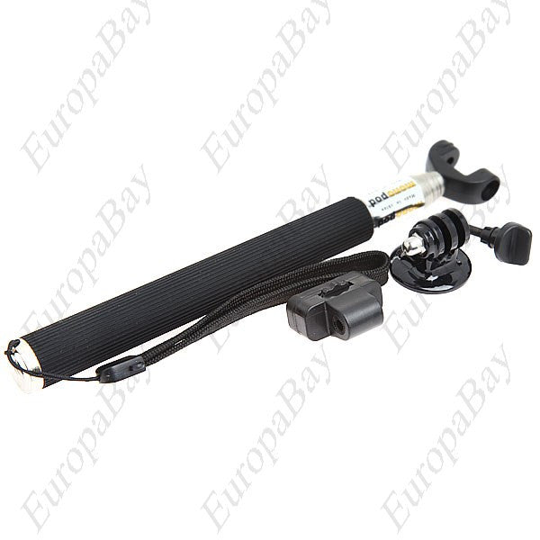Handheld Aluminum Alloy Monopod w/ Tripod Mount Adapter f GoPro HD Hero 2/3 + Eligible for Free Worldwide Shipping - EuropaBay - 1